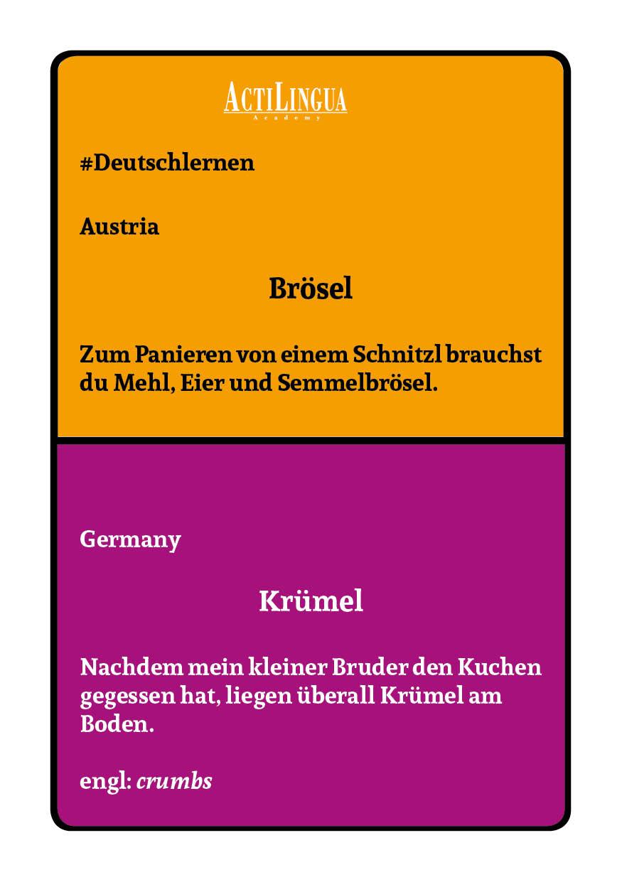 tip deutsch